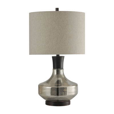 Stylecraft Mercury Metal Table Lamp