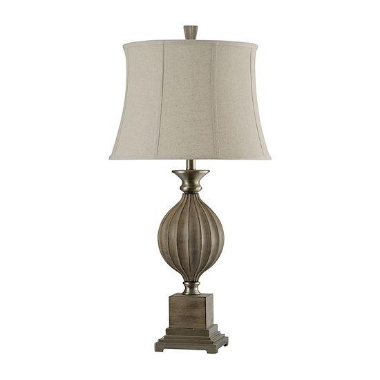 Stylecraft Norcross Metal Table Lamp
