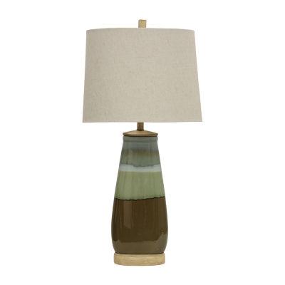 Stylecraft Millville Ceramic Table Lamp