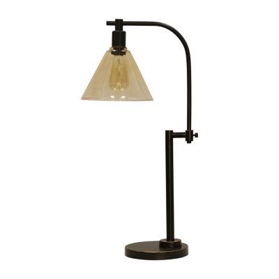 Stylecraft Madison Metal Table Lamp