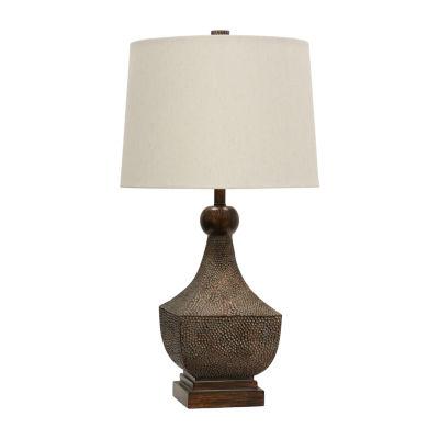 Stylecraft Brown Table Lamp