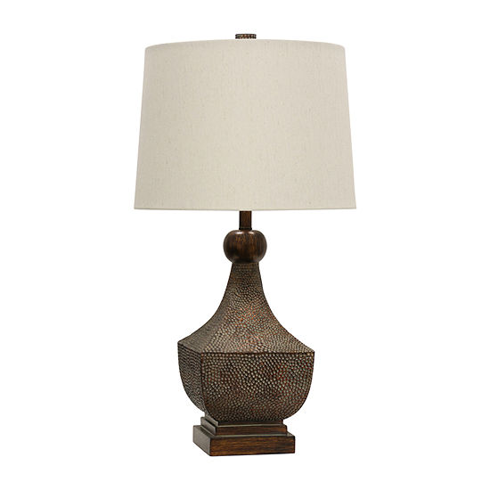 Stylecraft Brown Table Lamp