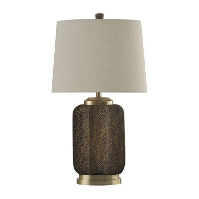 Stylecraft Strausburg Metal Table Lamp