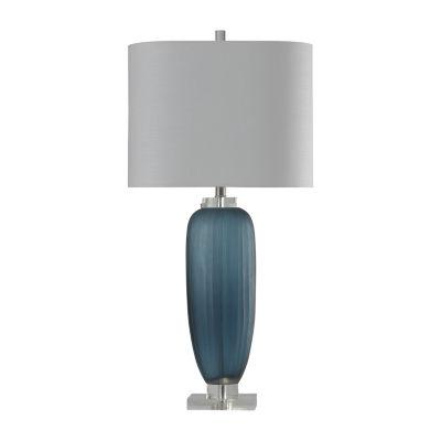 Stylecraft Nicosia Acrylic Table Lamp