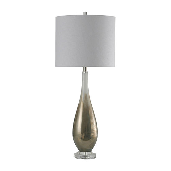 Stylecraft Movila Glass Table Lamp