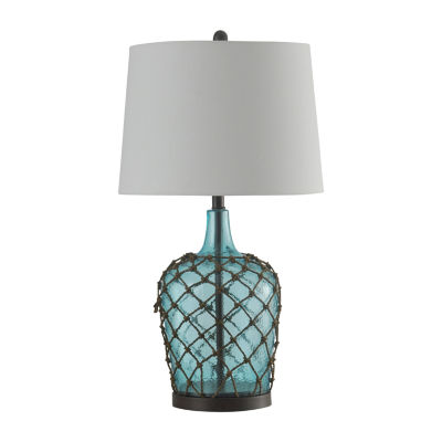 Stylecraft Cayos Metal Table Lamp