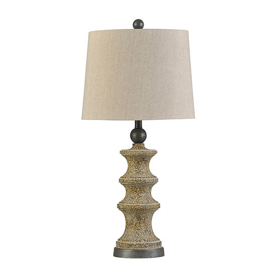 Stylecraft Abington Metal Table Lamp