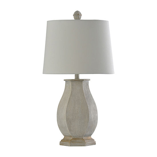 Stylecraft Basilica Sky Table Lamp