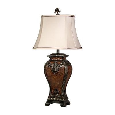 Stylecraft Dundee Metal Table Lamp