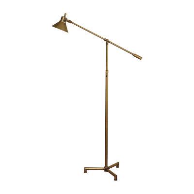 Stylecraft Hemlock Metal Floor Lamp