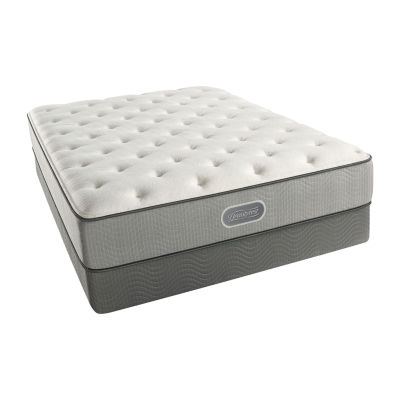 Beautyrest®  Heyden Plush Tight-Top Mattress + Box Spring