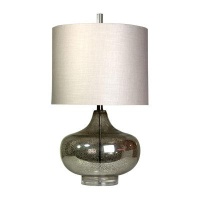 Stylecraft Mercury Metal Table Lamp