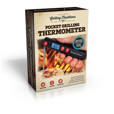 Grilling Traditions Pocket Thermometer