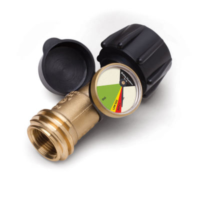 Grilling Traditions Propane Gauge