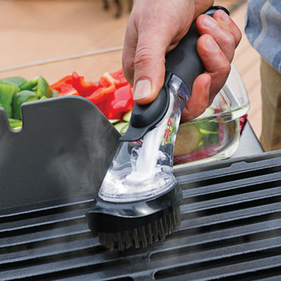 Grilling Traditions Steam Grill Brush