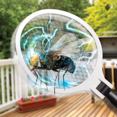 Grilling Traditions Foldable Bug Zapper