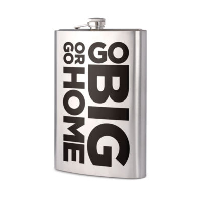 Grilling Traditions Giant Flask