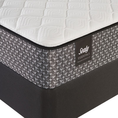 Sealy Essentials ™ Brook Garden LTD Plush Tight-Top -Mattress + Box Spring