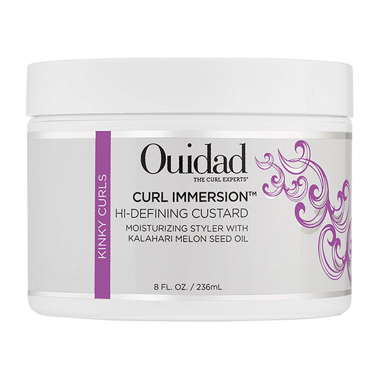 Ouidad Curl Immersion Hi-Defining Custard - 8 oz.