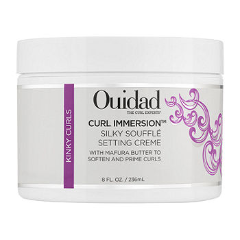 Ouidad Curl Immersion Silky Souffle Setting Cream Hair Cream 8 Oz Color Nclr Jcpenney