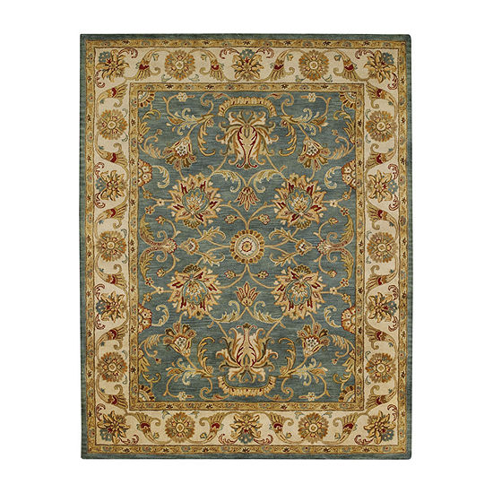 Capel Inc. Guilded Hand Tufted Rectangular Indoor Rugs