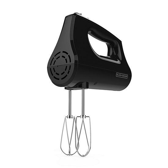 Black+Decker 5-Speed Hand Mixer Wtih Turbo Boost