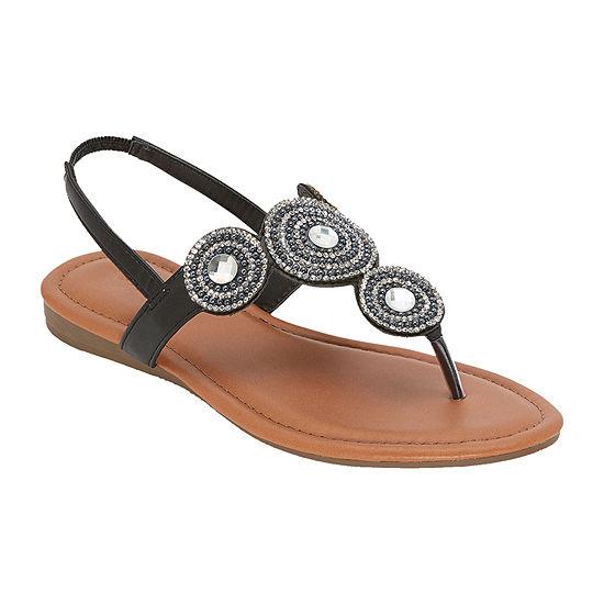 Mixit Womens Foula Flat Sandals