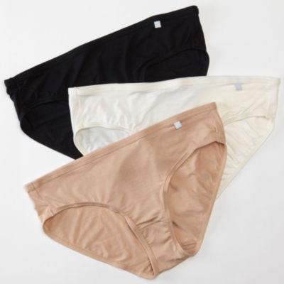Jockey Elance® Supersoft Micromodal® 3 Pair Microfiber Bikini Panty 2070