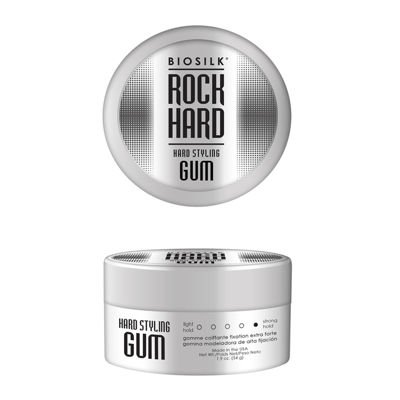 BioSilk® Rock Hard Styling Gum - 1.9 oz.