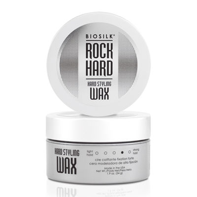 BioSilk® Rock Hard Styling Wax - 1.9 oz.