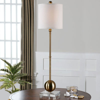 Laton Buffet Table Lamp