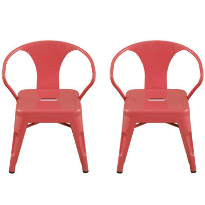 Set of 2 Kids Chairs