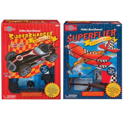 Deluxe Racing And Deluxe Super Flier Kit