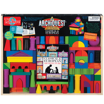 Classical European Architecture Building Blocks