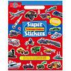 Super Transportation Stickers Activity Book
