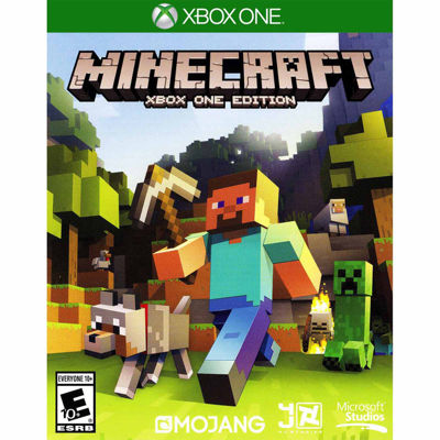 Minecraft Video Game-XBox One