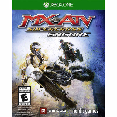 XBox One Mx Vs. Atv: Supercross Encore Video Game