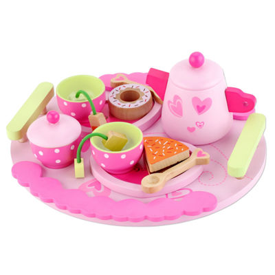 Afternoon Tea Set 15-Pc. Toy Tools