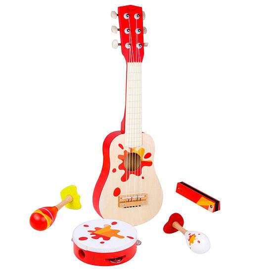 Star Music Set 5 Pc Musical Instrument