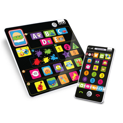 Tech Too Phone Tablet Combo Funnplay 2-Pc. Electronic Learning