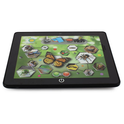 Smithsonian Creepy Crawler Tablet Electronic Learning