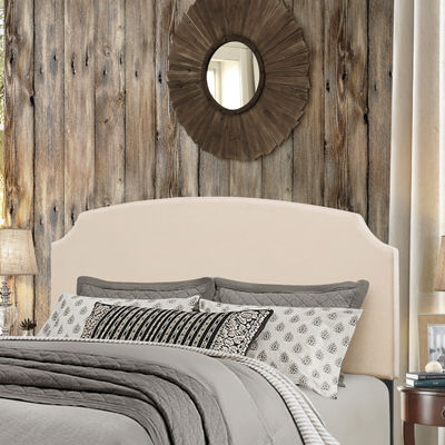 Bedroom Possibilities Addison Upholstered Headboard