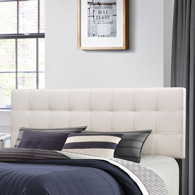 Bedroom Possibilities Daniella Upholstered Headboard