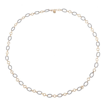 Monet Jewelry 34 Inch Cable Chain Necklace