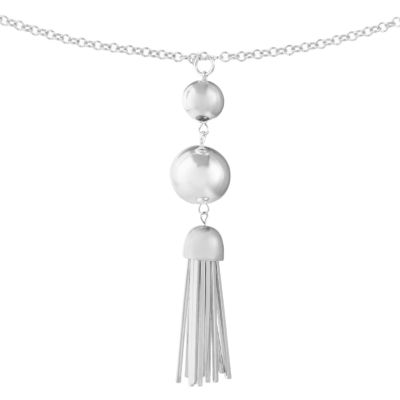 Liz Claiborne Womens Pendant Necklace