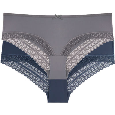 Dorina Stella 2 pack Lace Hipster Panty