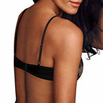 Maidenform Comfort Devotion Embelished Underwire Plunge Comfort Push Up Bra-09443j
