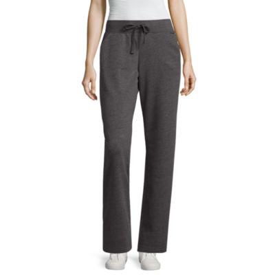 St. John's Bay Active Fleece Workout Pants - Tall
