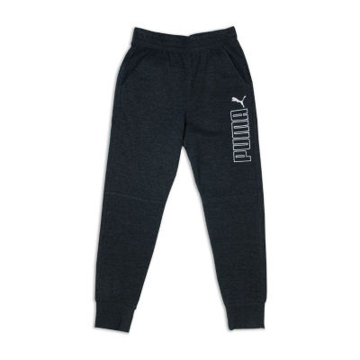 Puma Fleece Jogger Pants - Big Kid Boys