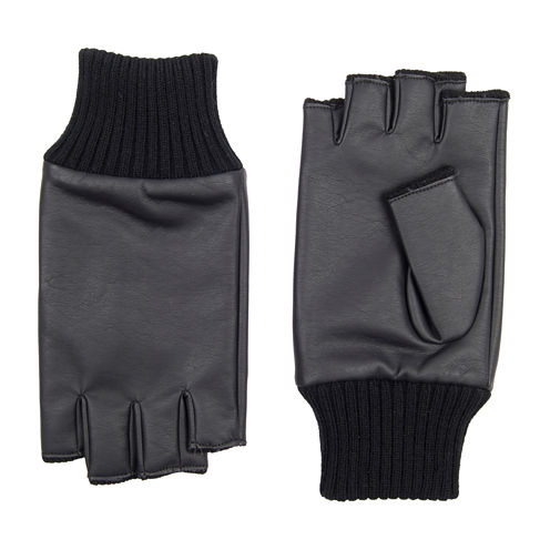 Levi's Leather Cold Weather Gloves